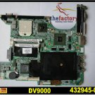 For HP motherboard 432945-001 DV9000 DV9500 motherboard DDR2 AMD Non-integrated For HP mainboard