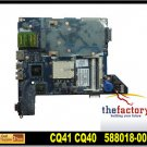 For HP pavilion motherboard 588018-001 CQ41 CQ40 motherboard DDR2 AMD Non-integrated mainboard