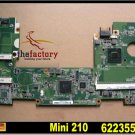 For HP motherboard 622355-001 Mini210 Mini210-2000 motherboard DDR2 intel N455 integrated mainboard