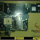 For HP motherboard 407829-001 DV5000 motherboard DDR2 AMD GM integrated For HP laptop mainboard
