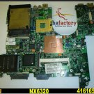 For HP motherboard 416165-001 NC6320 NX6320 motherboard DDR2 Intel 945GM integrated mainboard