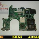 For HP motherboard 430864-001 NX6325 motherboard DDR2 AMD integrated For HP laptop mainboard