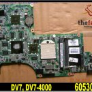 For HP motherboard 605308-001 DV7 DV7-4000 motherboard DDR2 Intel integrated For HP laptop mainboard