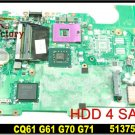 For HP 513757-001 motherboard for HP AAHD2-HY desktop motherboard DDR3 AMD FM1 Micro-ATX mainboard