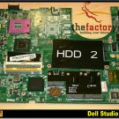 Laptop motherboard for DELL1735 100% tested windows 7 laptop mainboard free shipping
