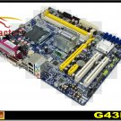 Desktop motherboard,for foxconn G43MX motherboard,DDR2 G43MX mainboard,high quality ,work perfect