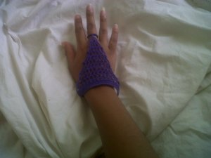 Crochet Hand Jewelry