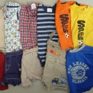 Boys 12 months, 4 outfits + 3 shirts, excellent condition