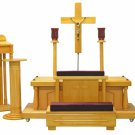 Chapel Furniture Set