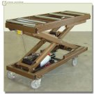 Casket Lift Table (Heavy Duty)