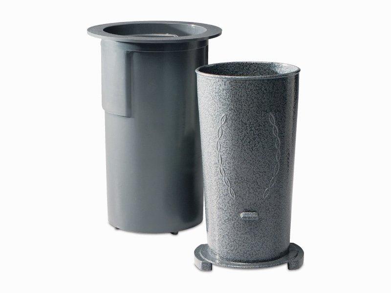 Spartan Series (Vase Finished)-Grey-Dozen