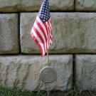 Veteran Flag Holder
