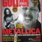 GUITAR WORLD MAGAZINE JUNE 2004 METALLICA COVER PLUS MORE!