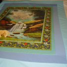 Beautiful Quilt Top Home Made on Sewing Machine