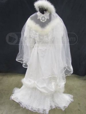 Vintage Brideallure Wedding Dress Sz 10 Unique Style