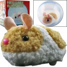 Herbie the Hamster - Electronic Pet - Brown ** Retail: $20.00