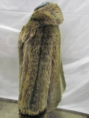 Size 12 St Moritz Faux Fur Coat by Sportowne