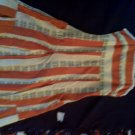 Cacharel small bohemian vintage sundress worn in a design show years ago small size