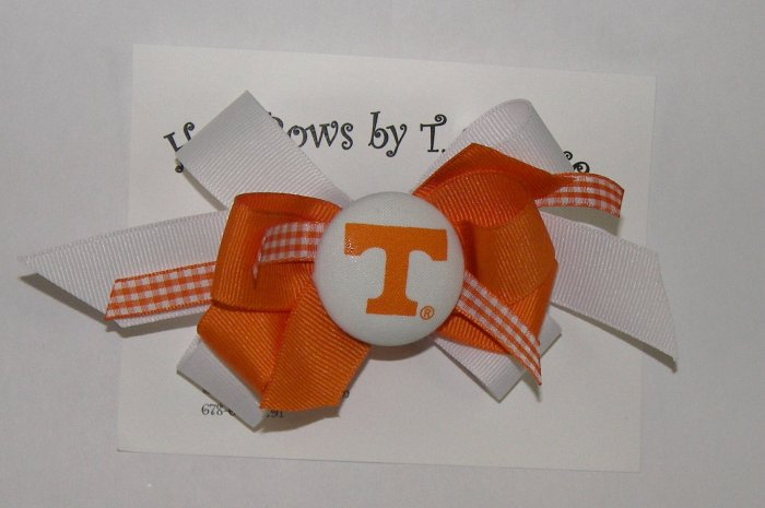 University of Tennessee Hair Bow