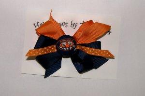Auburn Hair Bow