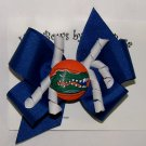 Florida Gator Hair Bow