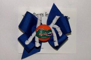 Florida Gator Hair Bow