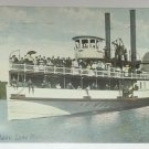 1910 Lady Of The Lake, Lake Memphremagog Postcard