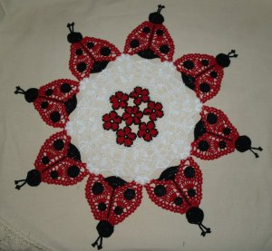 LADYBUG CROCHET PATTERN « CROCHET FREE PATTERNS