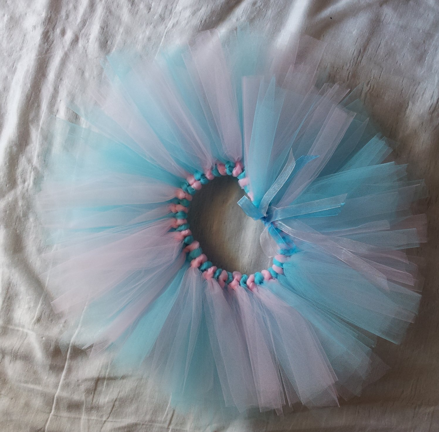 Toodleloos Tutu: Soft Pink and Tiffany Blue