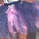 Animal Print Tutu Girls 5-10