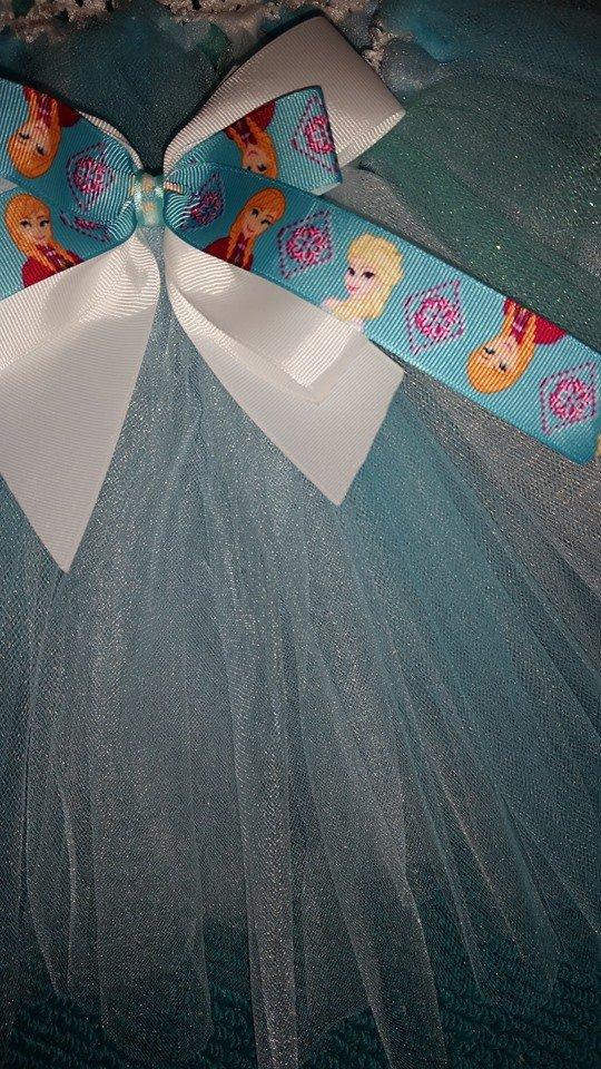 Frozen Tutu 6-10 girls