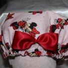Minnie Mouse Satin Bonnet for Infant