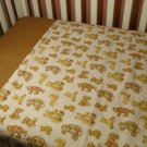 New Custom Teddy Bear Baby/Toddler Blanket and SheetSet