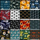 Customed Made NFL Football Crib/Toddler Bedding Set-Support your favorite team!!