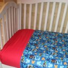 Mickie Mouse Crib Bedding Set-Custom Made