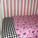 Limited HELLO KITTY  Crib/Toddler Bedding Set