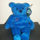 "Mike Piazza Spring 1999 ""Salvino's Bammers"" Opening Day Bear"
