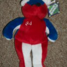 Kerry Wood 1999 Opening Day &quot;Salvino&#39;s Bammers&quot; USA RED WHITE BLUE BEAR