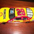 Kevin Harvick autographed 1:24 diecast car