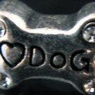 Dog Bone Charm