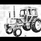 ALLIS CHALMERS AC 200 AC200 TRACTOR MAINTENANCE OPERATIONS MANUALs