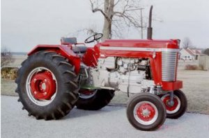 MASSEY FERGUSON  MF SUPER 90 TRACTOR SERVICE MANUAL