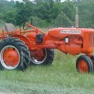 ALLIS CHALMERS C TRACTOR Operations  Maintenance MANUAL