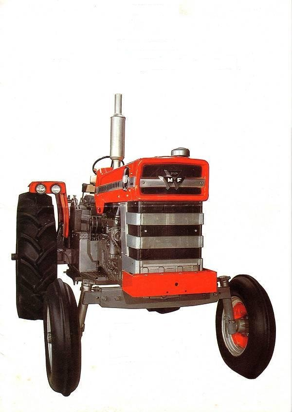 Massey Ferguson 1100 : Massey ferguson mf  tractor service manual
