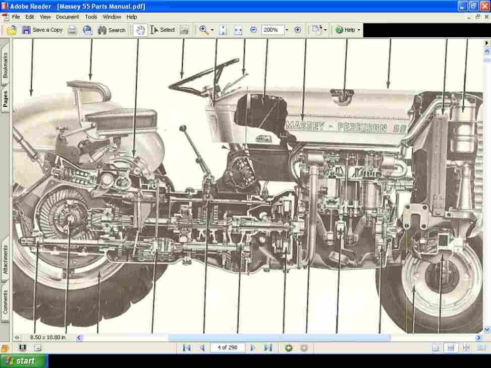 massey ferguson 35 parts manual free download