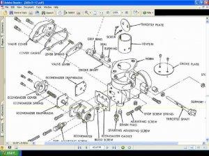 Allis Chalmers D17 Parts Diagram - Wiring Diagrams List on