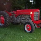 MASSEY FERGUSON MF 65 TRACTOR OPERATIONS MAINTENANCE MANUAL + tuning specs lists