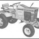 ALLIS CHALMERS B-112 SIMPLICITY 3012 TRACTOR MANUALs