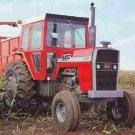 MASSEY FERGUSON MF 1105 1135 1155 TRACTOR MANUAL for Service Maintenance Repair