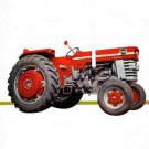 MASSEY FERGUSON MF 175 OPERATIONS MANUAL for MF175 Tractor Service & Maintenance